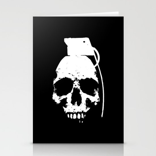 The Downfall Stationery Cards