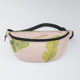 Tropical '17 - Solar [Banana Leaves] Fanny Pack