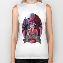 Scarlet Devil Biker Tank