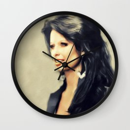 Jessi Colter, Music Legend Wall Clock
