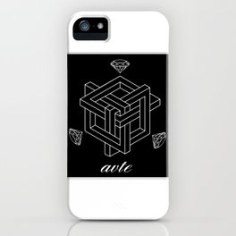 Couture by Avte Clothing. Geometric 2.0 iPhone Case