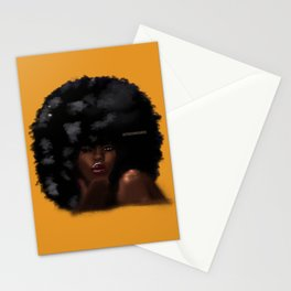 Afro Diva Stationery Cards