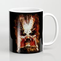 predator Mugs featuring Predator by Sirenphotos