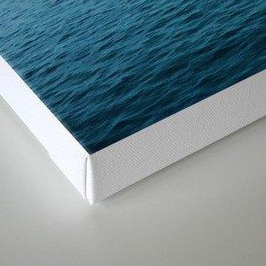 The Endless Sea Canvas Print