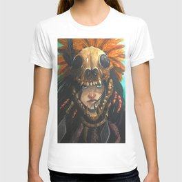 Watercolor Chief's Daugther T-shirt