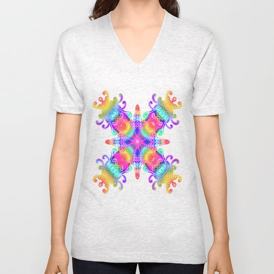 Colours Colours Unisex V-Neck