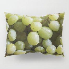 Green Grapes Pillow Sham