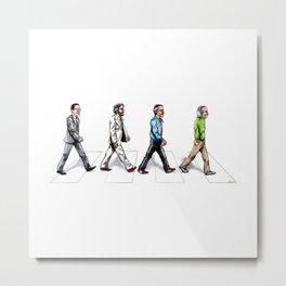 Stanley Road Metal Print