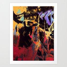 Boi de Canga Art Print