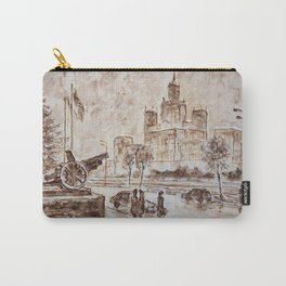 city high Carry-All Pouch