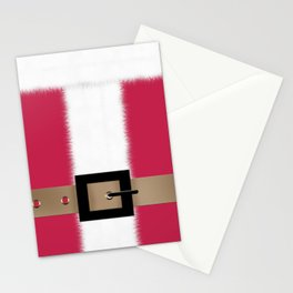 Christmas , Santa Claus , red Stationery Cards