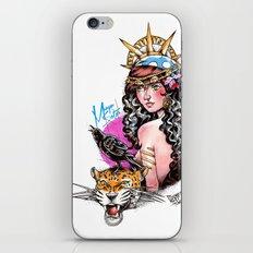 Gitana iPhone & iPod Skin