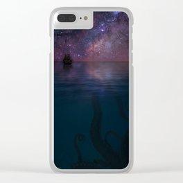 Tall Tale\\Cthulu Clear iPhone Case