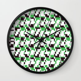 pachwork Wall Clock