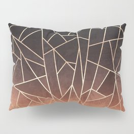 Shattered Ombre Pillow Sham