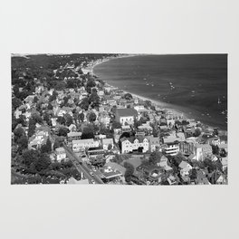 provincetown photography Rug