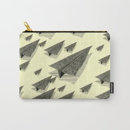 Paper Airplane 13 Carry-All Pouch