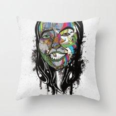 BEAUTIFOOL Throw Pillow