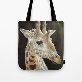Animals   Giraffe Art   Painting   Animal   Illustration   Love Tote Bag