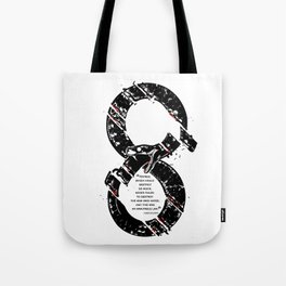 Hatred Tote Bag