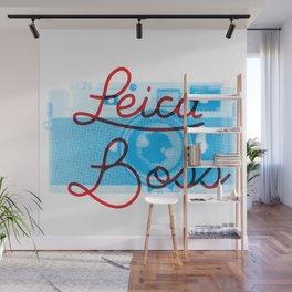 leica Boss Wall Mural