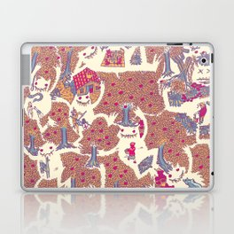The orchard is such a very silly place Laptop & iPad Skin