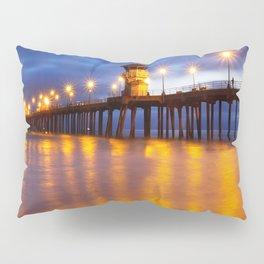 HB Pier Lights Pillow Sham