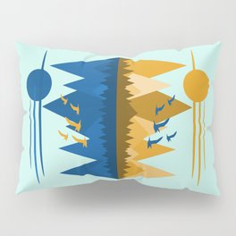 Flying South Pillow Sham