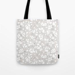 Stones pattern Tote Bag