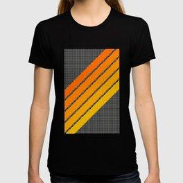 Orange Color Drift T-shirt