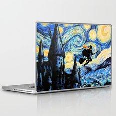 Potter Starry Night Laptop & iPad Skin