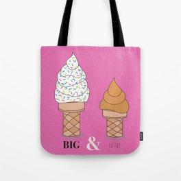 Big & Little Tote Bag