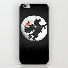 sweety hollow iPhone & iPod Skin