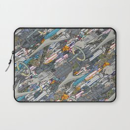 Battlestar Laptop Sleeve