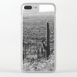 Wild West Clear iPhone Case