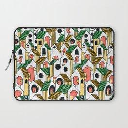 Bird houses Laptop Sleeve