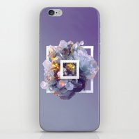 minerals iPhone & iPod Skins featuring Need More Minerals 29 by nomorerender