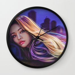 BlackPink Wall Clock