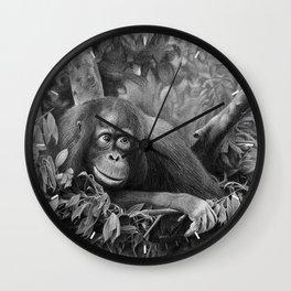 TEENAGER Wall Clock