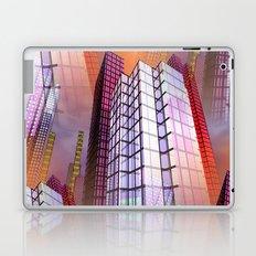 citylines -8- Laptop & iPad Skin
