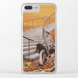 Way up Clear iPhone Case