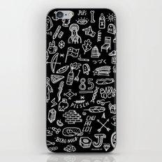 Flashes iPhone & iPod Skin