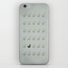 The Ugly Duckling iPhone Skin