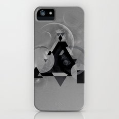 Abstract Triangle iPhone SE Slim Case