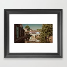 Romantic Nuremberg Framed Art Print