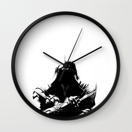 Assassin Wall Clock