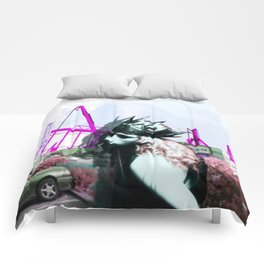 Pink Aesthetic Comforters