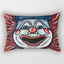Poltergeist Clown Rectangular Pillow