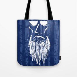 Old Man of the Woods Tote Bag
