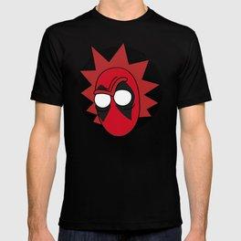 Rickpool the Merc With a Portal Gun T-shirt